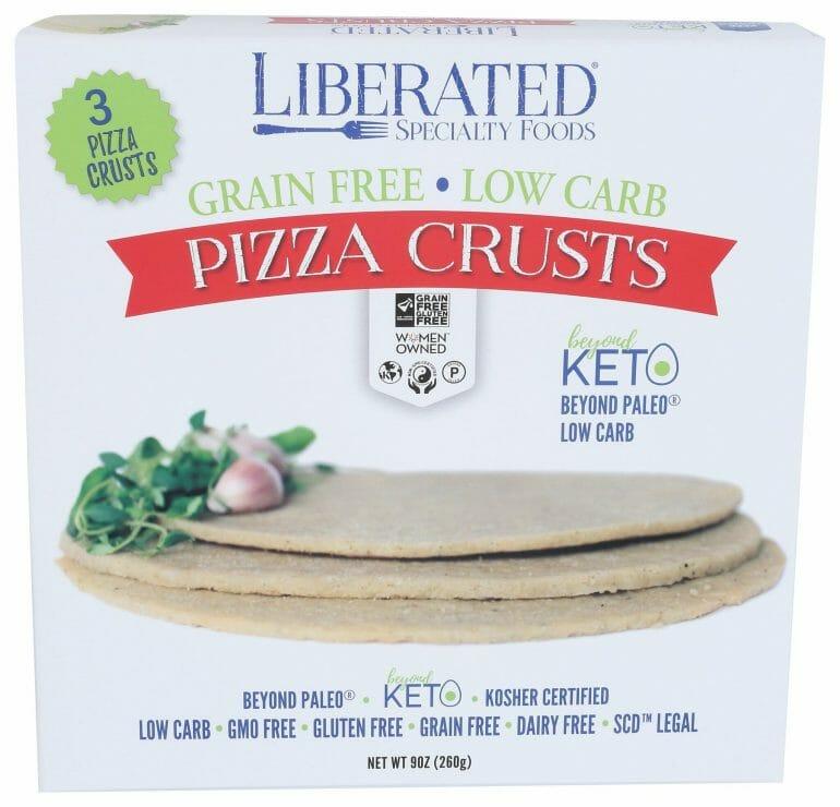 Liberated - Grain free pizza
