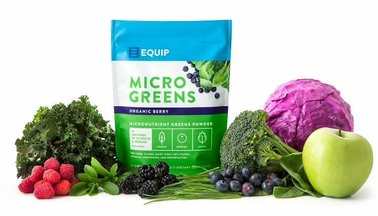 Equip Foods Micro Greens