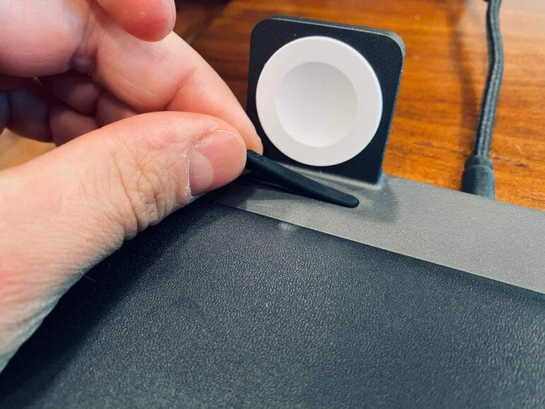 Nomad Base Station - Apple Watch rubber insert