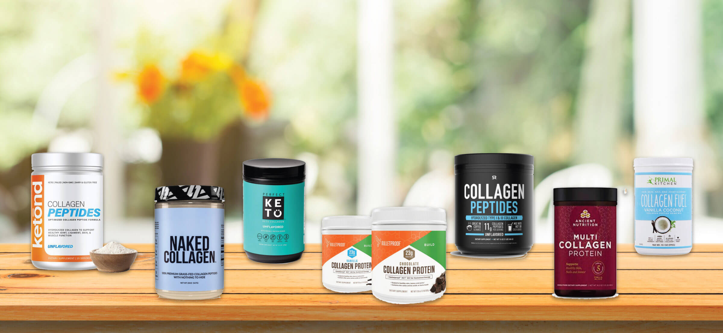 WHAT ARE THE BEST COLLAGEN POWDERS?