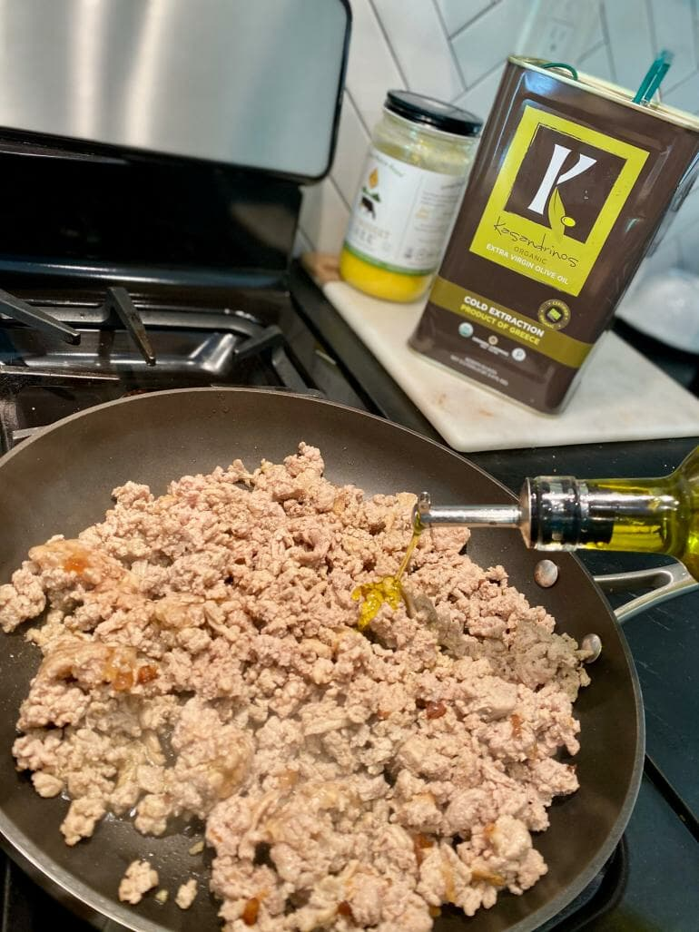 You can safely use EVOO for frying and sautéing
