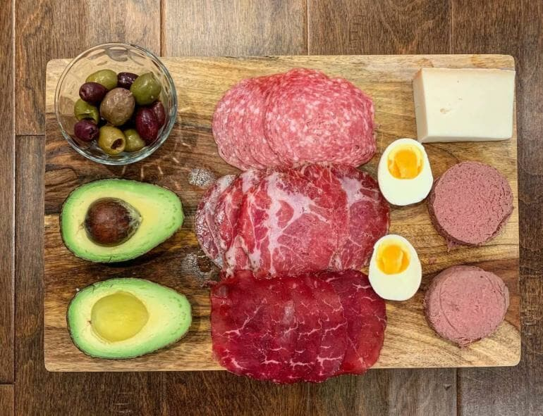 Quick and Easy Keto Dinner for One [Austrian Style]