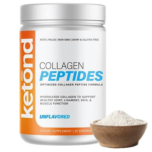 Ketōnd Collagen Peptides - 00001