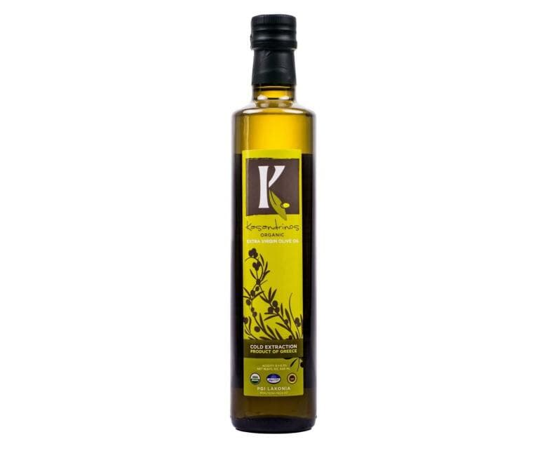 Kasandrinos Extra Virgin Olive Oil - Niata Bottle