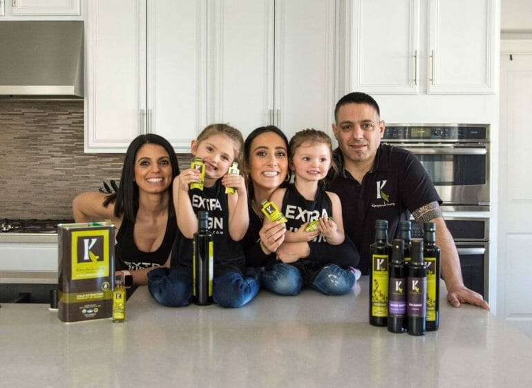 The Kasandrinos Family