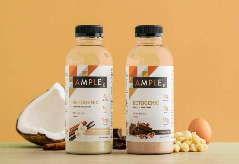Ample K bottles