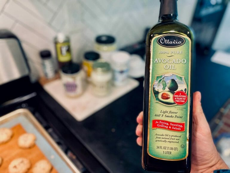 Avocado Oil from Costco