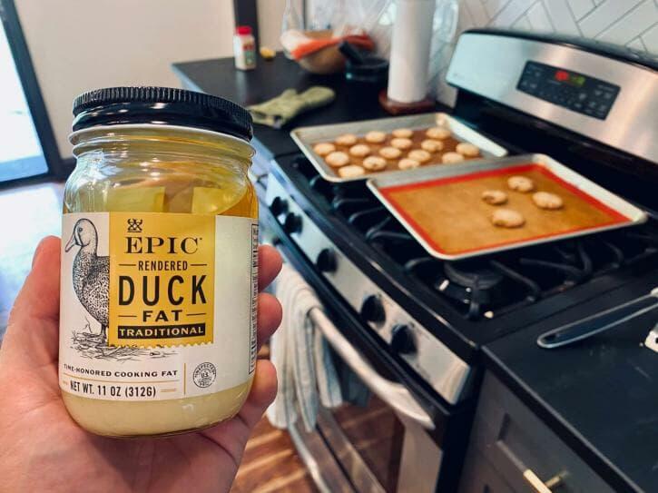 EPIC Duck Fat