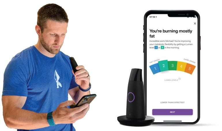 Review of Lumen Metabolic Breath Analyzer