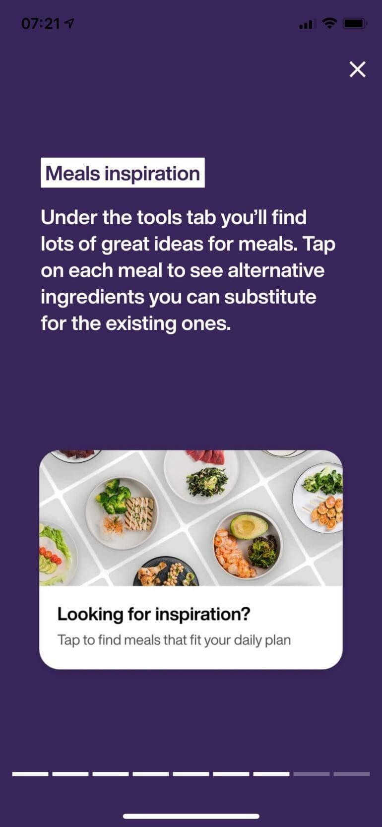 Lumen setup - Meal inspirations