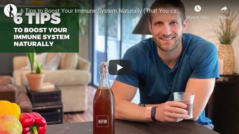 YouTube - 6 Tips to boost your immune system naturally