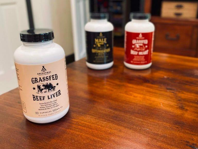 Ancestral Organ Supplements
