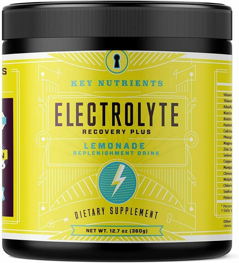 Key Nutrients - Electrolyte