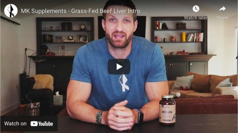 Why I decided to launch my own beef organ supplements brand.