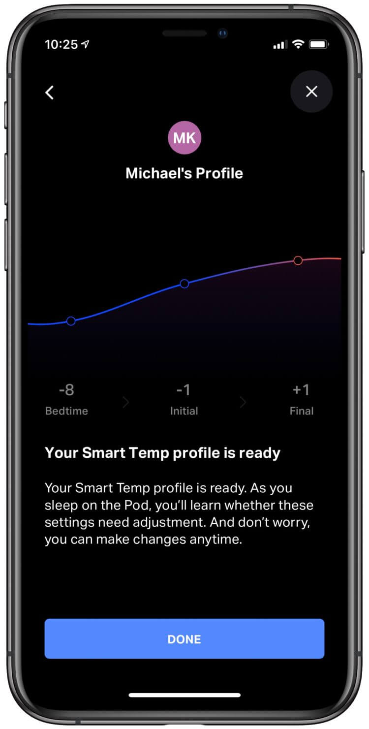 Eight Sleep - Smart Temp Setup (Ready)
