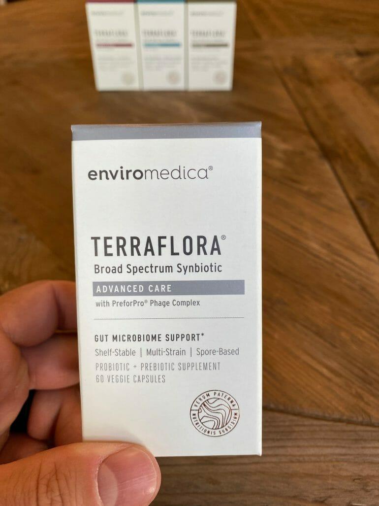 Terraflora - Advanced Care