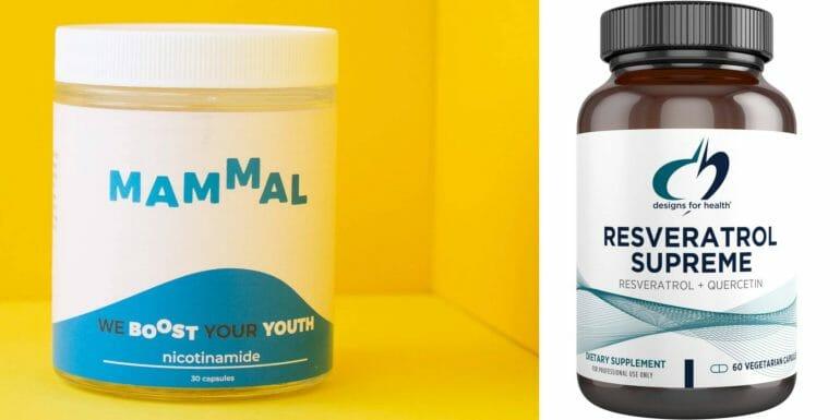 nad and resveratrol