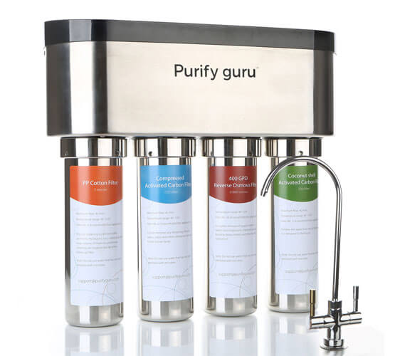 Purify Guru RO Drinking Water System