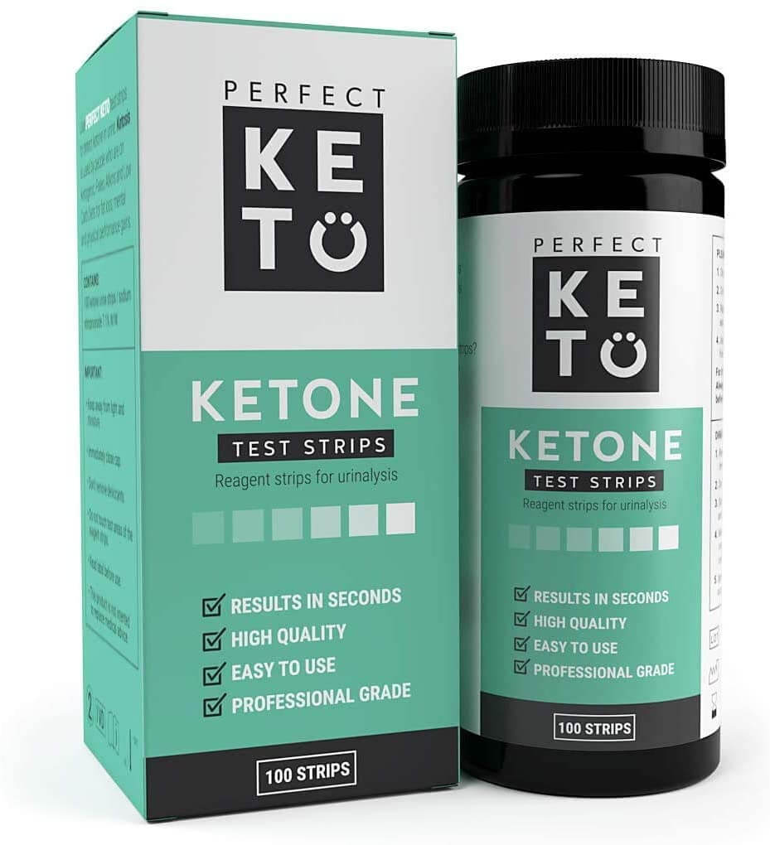 Perfect Keto Urine Test Strips