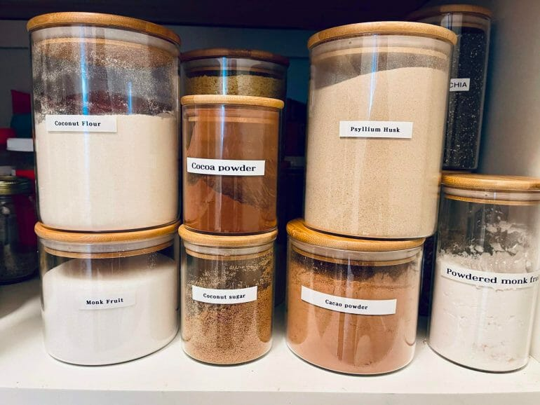Non-Toxic Food Storage Containers