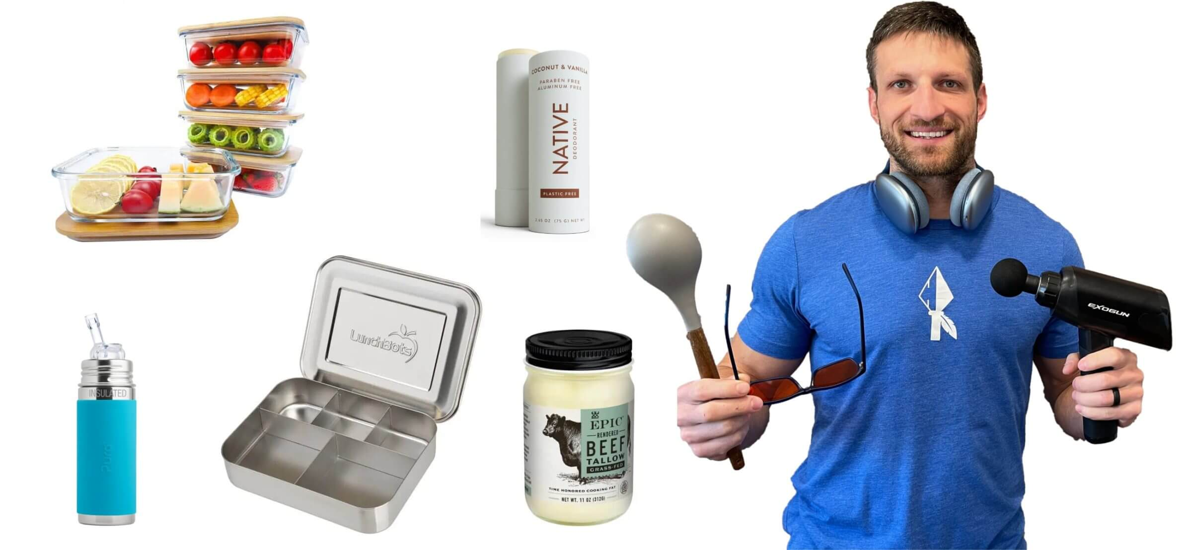 Products Michael Uses