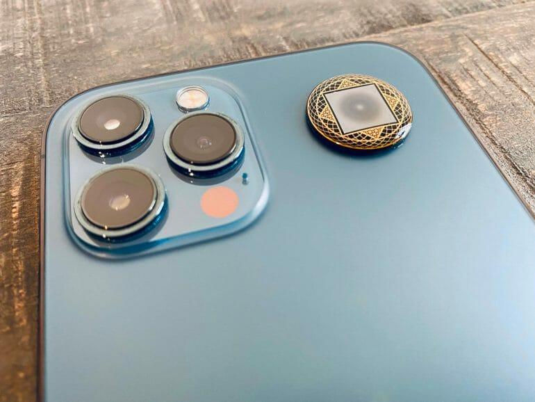 Lifetune Device on my iPhone 12 Pro Max