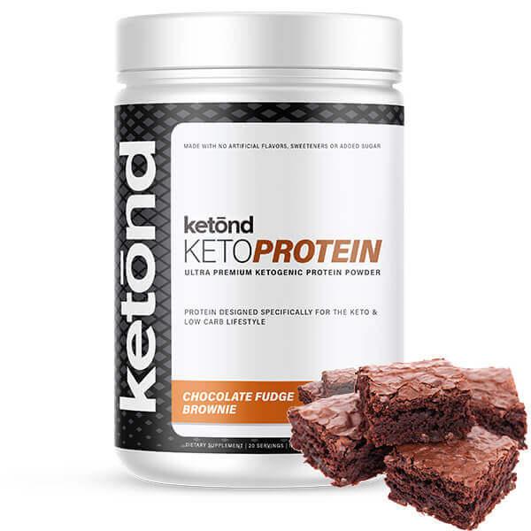 Ketond Chocolate Fudge Brownie Powder