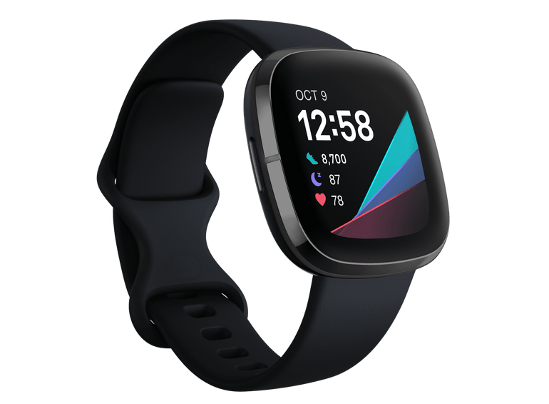 The Fitbit Sense I tested for several weeks.