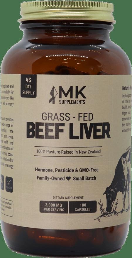 MK Beef Liver Supplements