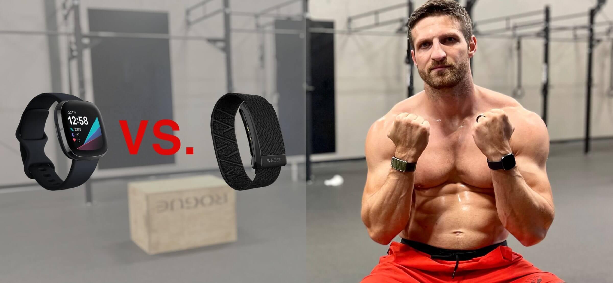 Whoop vs Fitbit